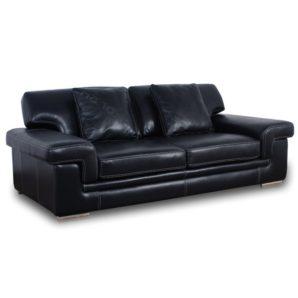 Ghe sofa 3 cho den sang trong Handson A812HL (1)