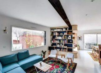 Thiết kế nhà theo phong cách Bắc Âu cho không gian sống tinh tế...